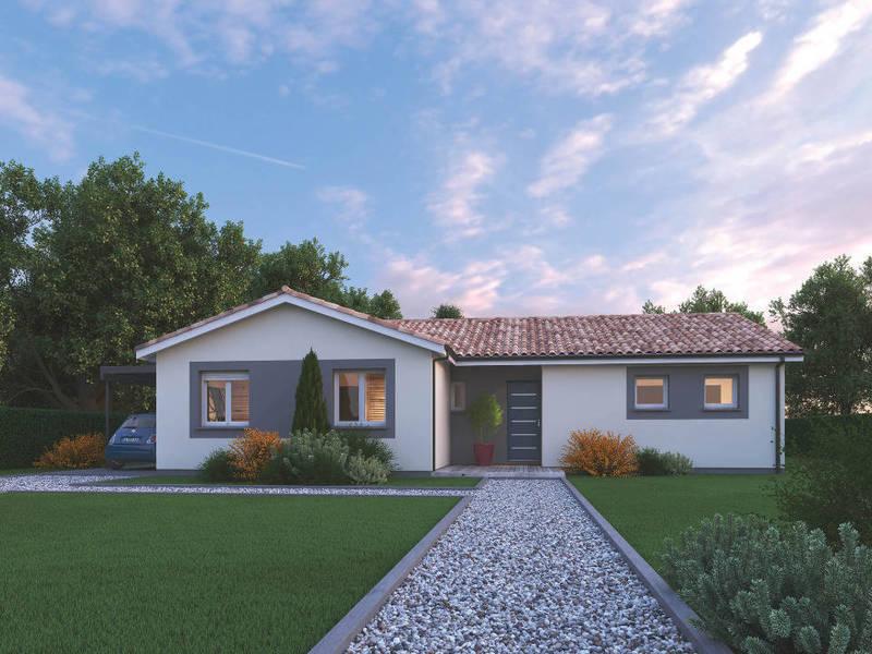 Maison neuve, 107 m² Votre…