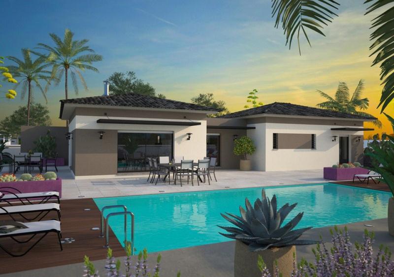 Maison neuve, 120 m² Grâce…