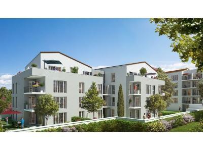 Appartement neuf, 76,5 m² Décou…