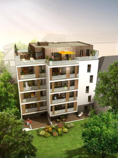Appartement neuf, 47,7 m² Une r…