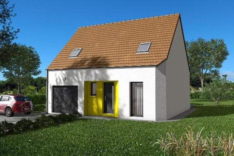 construction maison architecte ile france immojojo. Black Bedroom Furniture Sets. Home Design Ideas