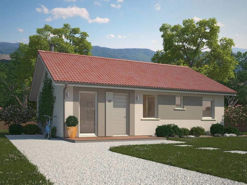 Maison neuve, 89 m² Welco…
