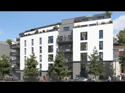Appartement neuf, 78,8 m² Au ca…