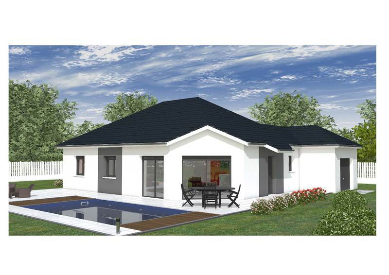 Location maison uzos immojojo for Maison moderne 250m2
