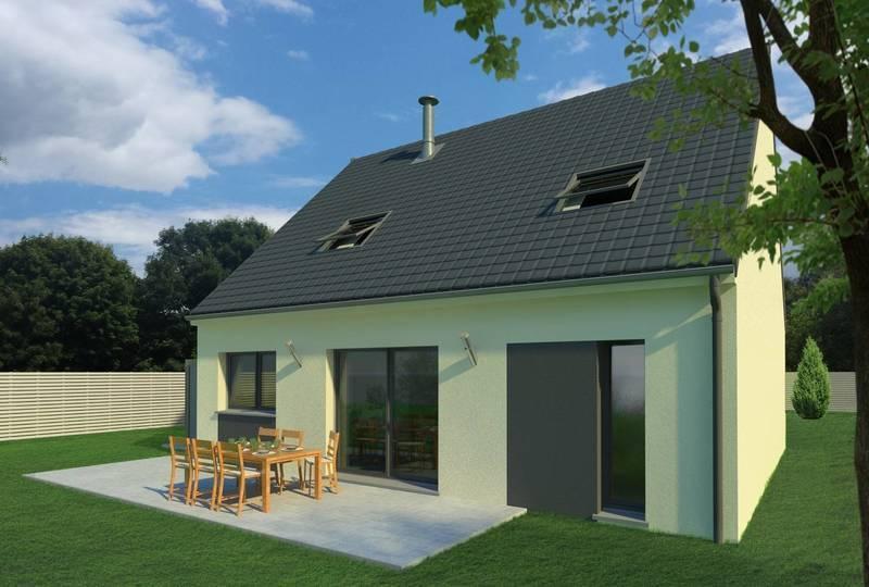 Maison neuve, 125 m² Réali…